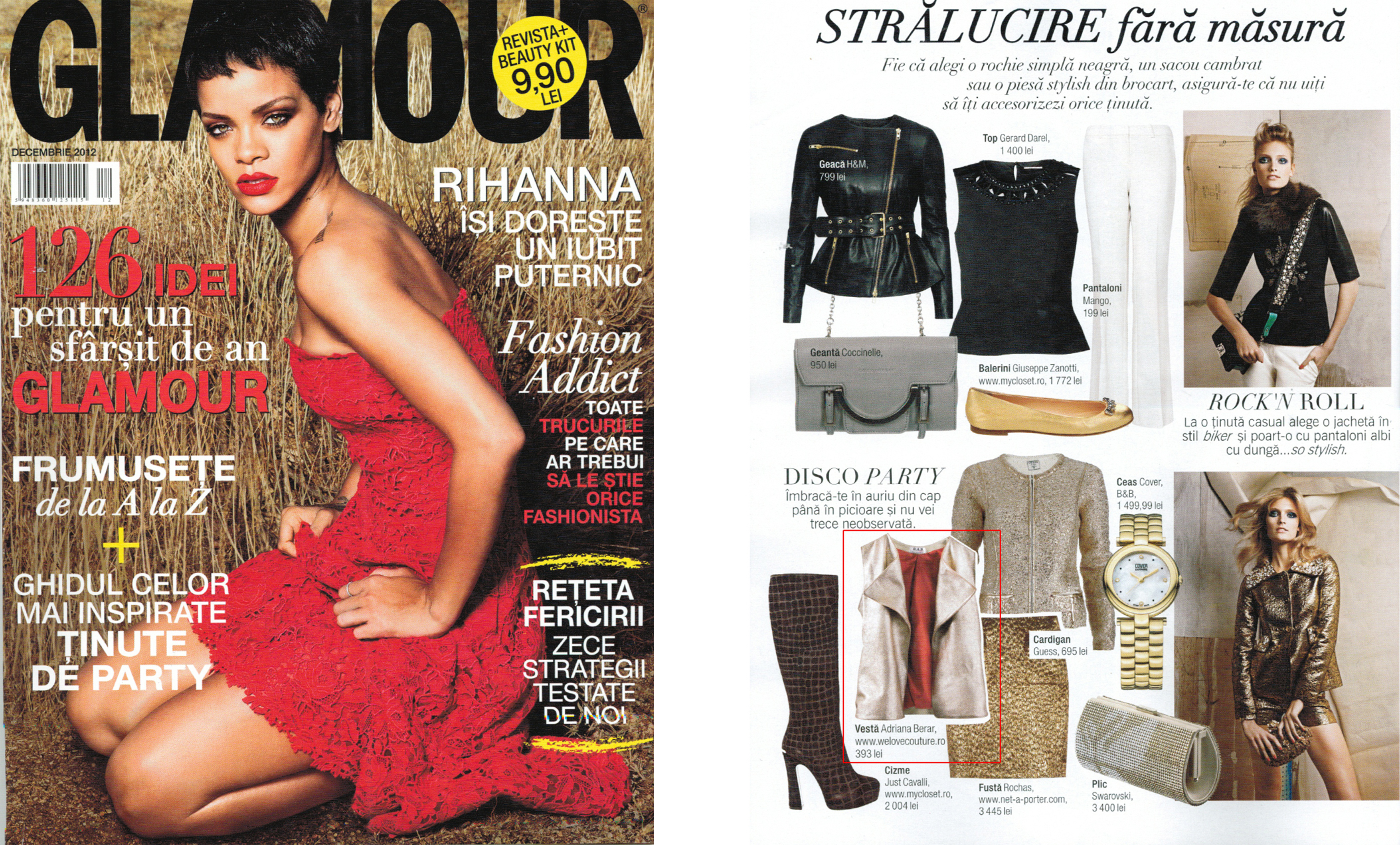 badstyle in glamour romania